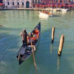 Фото-Венеция пейзажная - заказать картину маслом Гондольер