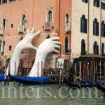 Венеция, пейзаж, заказать картину маслом-фото