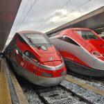 Фото-Итальянские поезда,Венеция,Рим