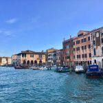 Фото Анны Прохоровой - Каналы Венеции