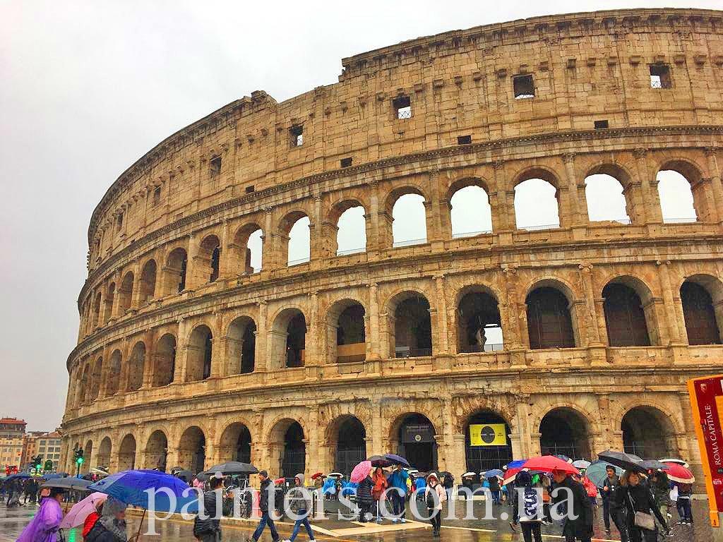 Колизей-Рим-заказать картину