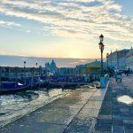 Фото-Набережная Венеции,картина масло-заказать