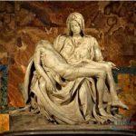 Фото-Оплакивание Христа, Микеланджело