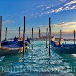 Фото- Пейзажи Венеции-заказать картину маслом, акварелью