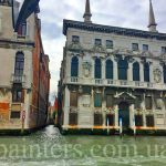 Фото-Улицы Венеции-заказать картину маслом