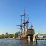 Городской пейзаж-Амстердам18
