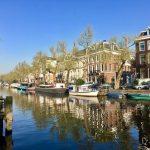 Отражение.Пейзажи Амстердама