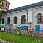Вернисаж Портала в Каменце-Подольском