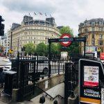 Городской пейзаж Лондона