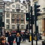 Городской пейзаж Лондона1