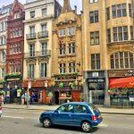 Городской пейзаж Лондона10 - фото