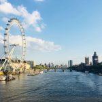 Заказать картину- Городской пейзаж Лондона2