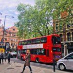Городской пейзаж Лондона8