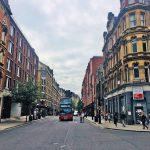 Городской пейзаж Лондона9