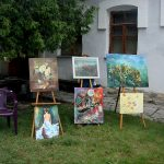 Картины участников