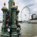Городской пейзаж-Лондон