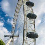 Лондонский глаз (London Eye)-крупнейшее колесо обозрения в Европе-фото