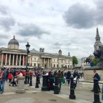 Лондонская Национальная галерея — музей в Лондоне на Трафальгарской пл.