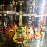 Фото-Прототипы настоящих гитар великих рок-музыкантов