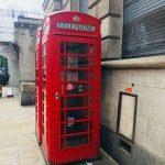Самая-пресамая лондонская телефонная будка-фото