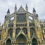 Городской пейзаж-Лондон - Вестминстерское аббатство