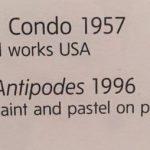 Джордж Кондо (описание)George Condo Outer Antipodes 1996