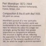 Пит Мондриан (описание)