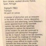 Соня Делоне (описание)