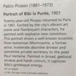 Пикассо-Лондонская Национальная галерея.Часть2
