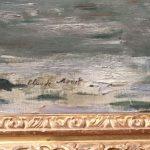 Клод Моне,подпись