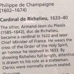Фото-Филипп де Шампань, Ришелье