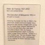 Peter de Francia (описание)