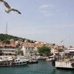Городской пейзаж.Турция