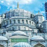 Городской пейзаж.Турция3