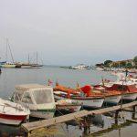 Морской пейзаж.Турция