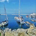 Морской пейзаж.Турция4
