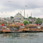 Турция-Черногория_Городской пейзаж
