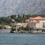 Черногория, городской пейзаж, заказать картину малом