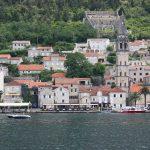 Черногория, городской пейзаж, заказать картину малом2
