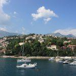 Черногория, городской пейзаж, заказать картину малом4