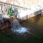 В Парке влюблённых,водопадик