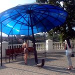 В Парке влюблённых-Зонт с usb