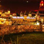 Музей миниатюр ночью1