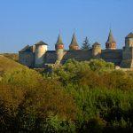 Одно из 7 чудес Украины- Каменец-Подольская крепость