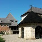 Хотинская крепость.Двор