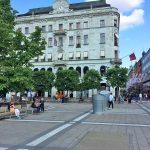 Архитектура Стокгольма,городской пейзаж1