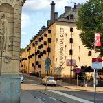 Архитектура Стокгольма,городской пейзаж2