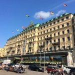Архитектура Стокгольма,городской пейзаж3