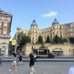 Архитектура Стокгольма,городской пейзаж5