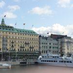 Архитектура Стокгольма,городской пейзаж7